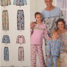 Simplicity Sewing Pattern 2481 Adult Teens Childs Top Pants Size XS-L / XS-XL