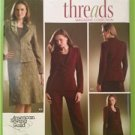 Simplicity Sewing Pattern 3962 Misses Skirt Pants Jacket Size 20w-28w Uncut