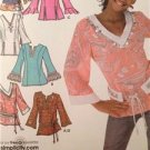Simplicity Sewing Pattern 4301 Girls Tunic and Belt Size 8 - 16 Uncut Design