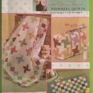 Simplicity Sewing Pattern 4663 Quilt In A Day Nappy Diaper Bag Baby Changer