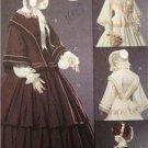McCalls Sewing Pattern 5132 Misses Civil War Costume Size 6-12 Uncut Historical