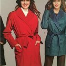 Simplicity Sewing Pattern 0314 1015 0291 Misses Lined Coat Jacket Size 6-14 UC