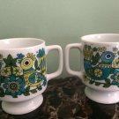 Vintage Royal Crown Smug Mugs Arnart 44/183