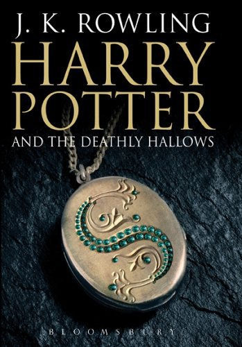 Harry Potter and the Deathly Hallows (Book 7) UK Import [Adult Edition]