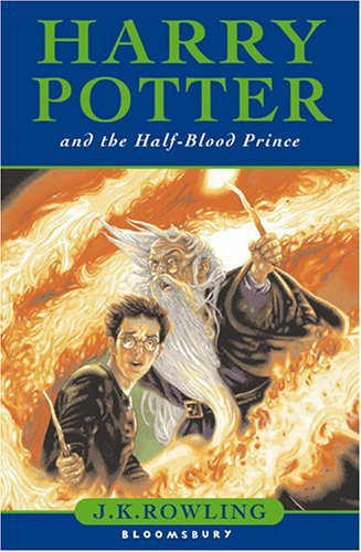 Harry Potter and the Half-Blood Prince Hardcover � UK Import, July 16, 2005