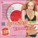 Greatest Ever Remixes -2 [Cd ] Music b21