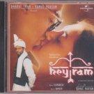 Hey ram - kamal hasan , rani Mukherjee  [Cd] Music : Ilaiyaraya
