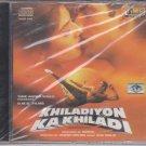 Khiladiyon Ka Khiladi - Akshay Kumar [Cd] Music : Anu Malik