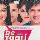 De Taali - Ritesh Deshmukh , Aftab shivdasani [Dvd]