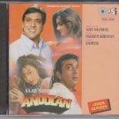Andolan - Govinda  [Cd ]  Music : Nadeem Shrawan