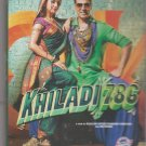 Khiladi 786 - Akshay Kumar , Aaseen  [Dvd] Original Eros released