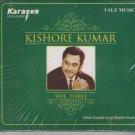 Sing Along karaoke - Kishore Kumar  vol 3 [Cd]
