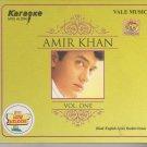 Sing Along karaoke - Aamir Khan  vol 1  [Cd]