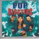 Pop Blasters - Alisha, jazzy b, Sonu Nigam,Shinda   [Cd]