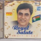 Royal salute By jagjit Singh    [Cd]