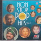 Nonstop Pop Vol 2   [CD ] Remixed By Dj Sunny - Canada Made Cd