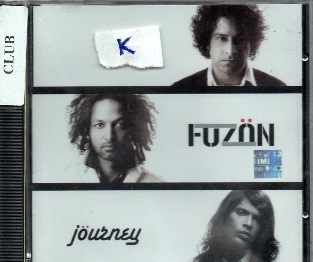 Fuzon - Journey   [Cd] Pop