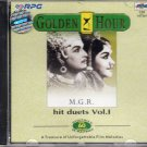 Golden Hours - M G R Hits duets Vol 1 [Tamil Cd] Super hits of MGR