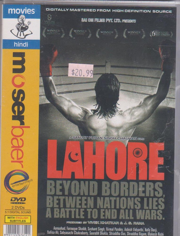 Lahore - Aanahad , Farookh Sheikh  [Dvd]