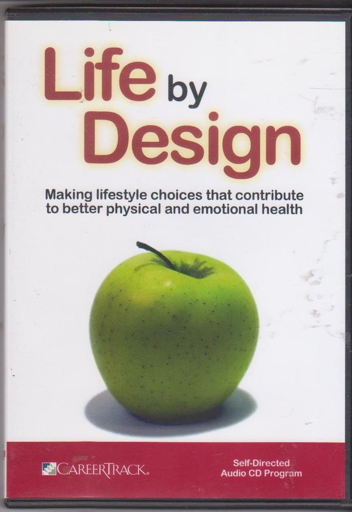 Life By Design - Contribute Better Physical ,Emotional  [4 Cd set  ] IN English