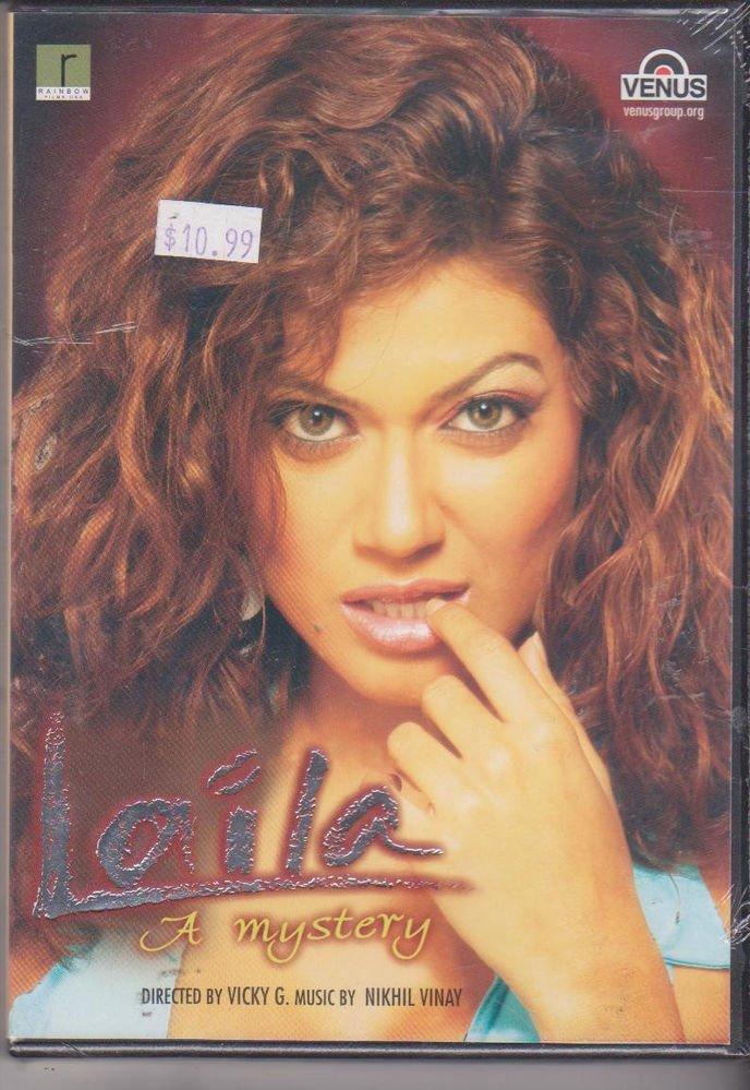 Laila - a Mystery  [Dvd] Payal Rahatgi, Original rainbow Release - USA Made