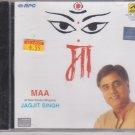 Maa By Jagjit Singh   [Cd]  8 New Soulful Bhajans