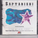 saptarishi - Hariharan - Live At Siri Fort  [Cd ] A Constellation of star