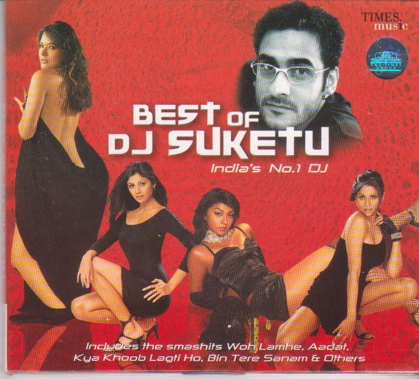 The Best Of Dj Suketu - Remixes  [Cd] Bollywood Super Great Remixes