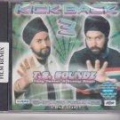 Kick Back 3 T S Soundz - Chicagi remixes  [Cd] Remix By tonny Talwar ,Sunny Sing