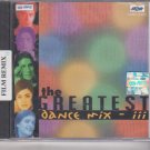 The Greatest Dance mix Vol 3 [Cd] Remix By too Cool , Ken Ghosh, Salim Sulaiman