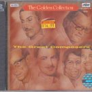 The Golden Collection - The Great Composers  [2Cd Set]Classic films Songs Ukmade