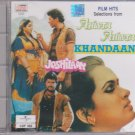Ahista Ahista / Khandan / Joshilaay  [Cd] Cllasic Soundtracks Bollywood