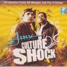 Jinx - Culture shock - The Definitive Funky UK Bhangra , Indi Pop    [Cd ]
