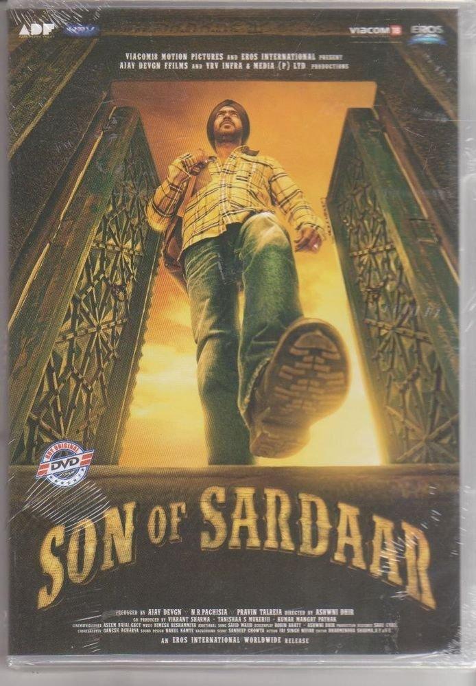 Son Of sardar - Ajay Devgan , Sonakshi Sinha   [Dvd]