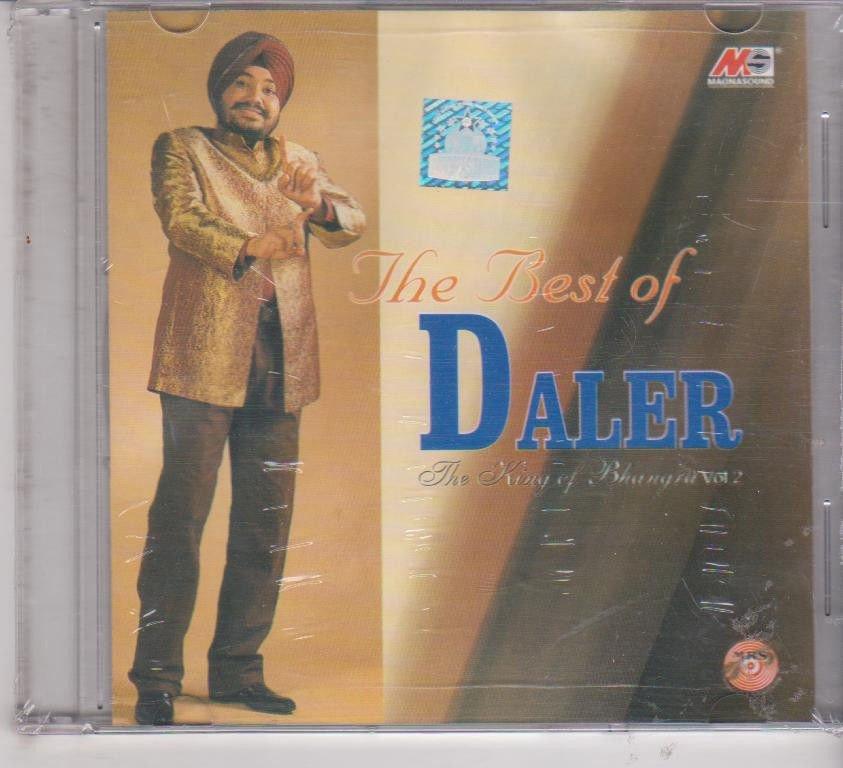 The best Of Daler Mehndi Vol 2 [Cd]