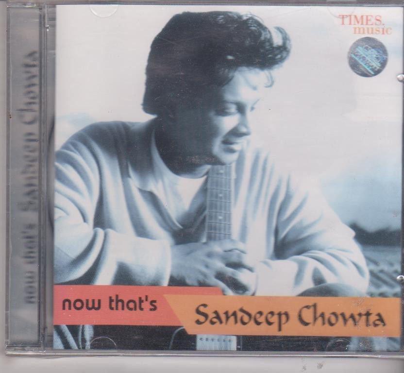 Now That's Sandeep Chowta  [Cd]