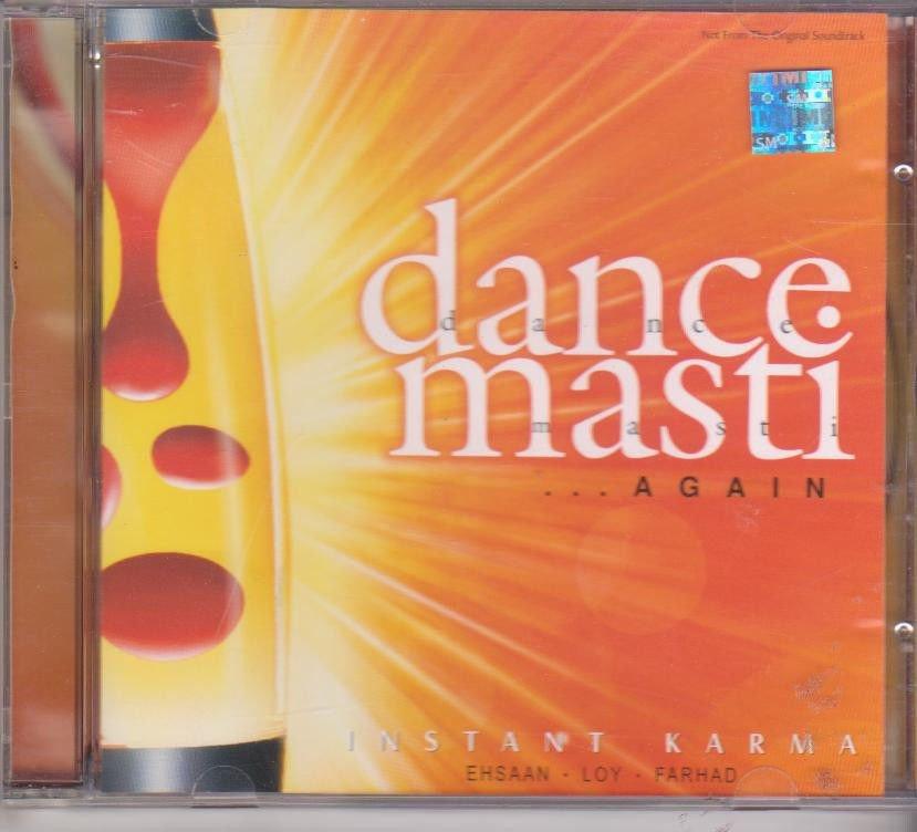 Dance Masti .. Again  [Cd] INstant Karma remix - Ehsan Loy