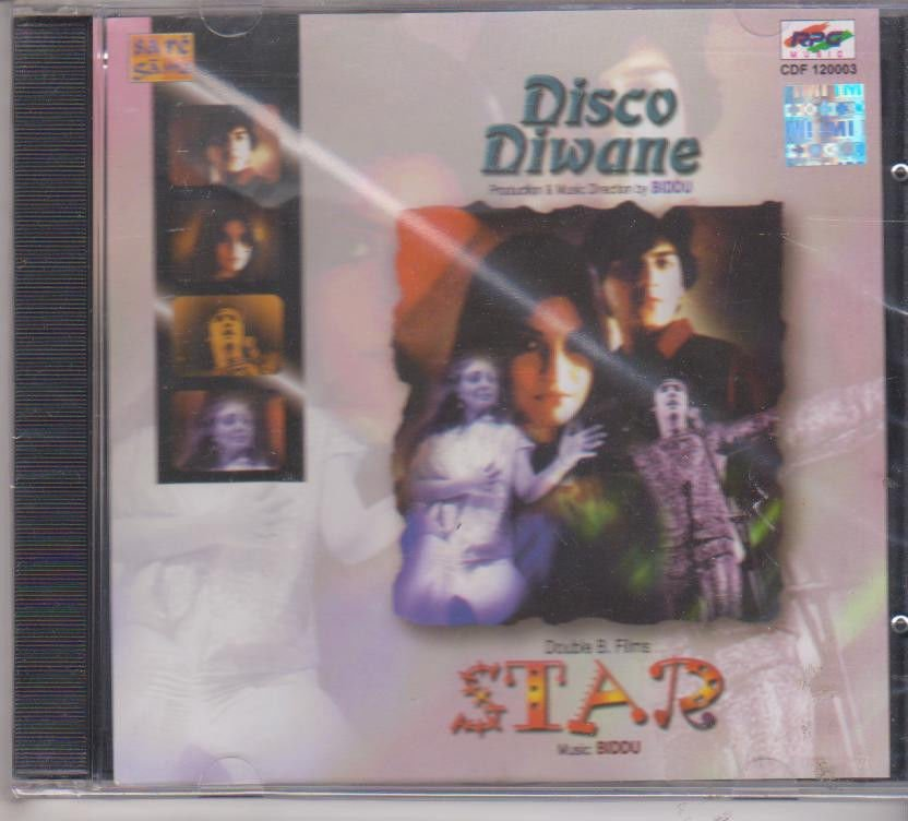 Disco Diwane / Star  [Cd] Music : Biddu