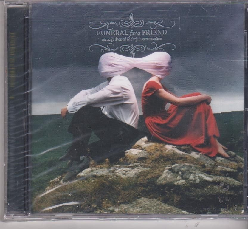 Casually Dressed & Deep in Conversation by Funeral for a Friend [Cd ]