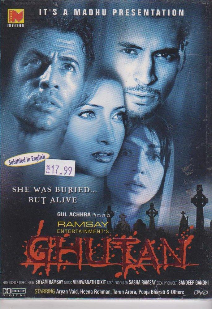 Ghutan - aryan vaid, Heena rehman, tarun Arora   [Dvd] a Film By Ramsay