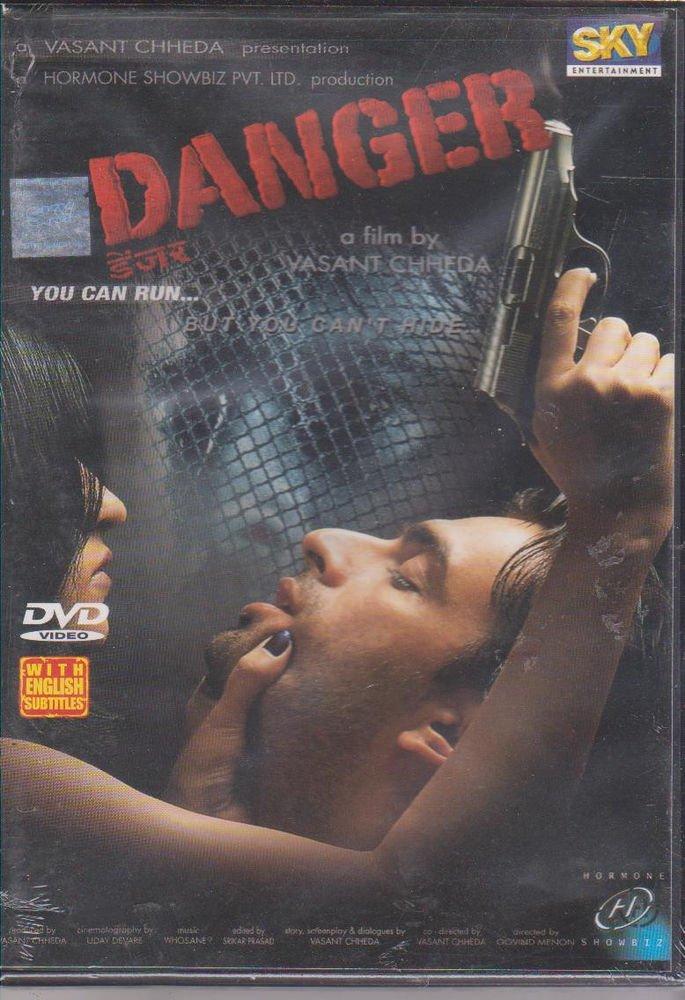 Danger - You Can Run   [Dvd] a Film By Vasant Chheda