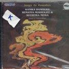Songs to remember - Songs Of rabindranath[Cd ]Kanika Benerjee ,Hemanta Mukherjee