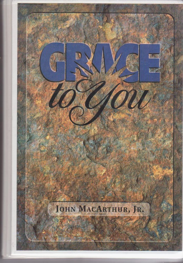 Grace To you  [8 Tapes Set] John Macarthur -