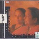 Bombay Sisters - carnatic Classical Vocal - C saroja , C lalitha  [Cd]UK Made Cd