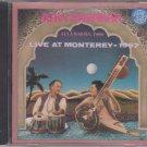 Ravi Shankar With alla rakha Live At Monterey 1967 [Cd]