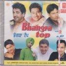 Bhangra top Vol 2 By Jassi, Gurdas Mann, harbhajan mannn, K S Makhan &more [Cd]