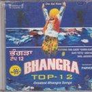 Bhangra Top 12 [Cd] Greatest Bhangra Songs
