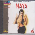 Maya By Pulse   [Cd] Melody released - UK Made