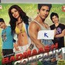 Badmaash Company - shahid kapoor  [Cd] Free Dvd of Yashraj Hits With This Cd