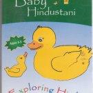 Baby Hindustani - Exploring Hindi   [Dvd] Teaching Freign langrauge dvd